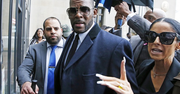 Ex-Superstar R. Kelly schuldig gesprochen