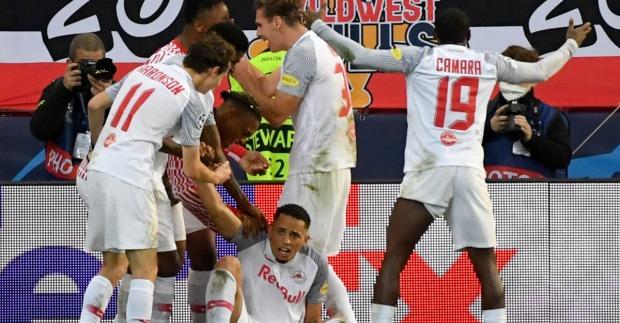 Red Cool! So rockt Salzburg die Champions League