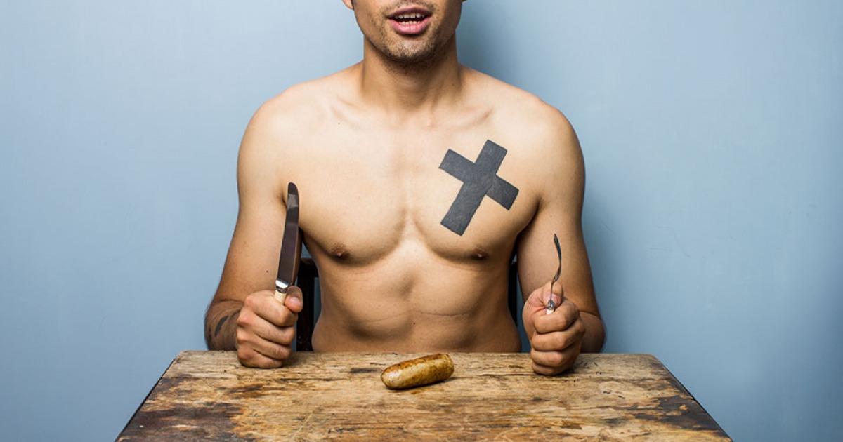 Ausziehen: Erstes Nackt-Restaurant in London! | Weekend