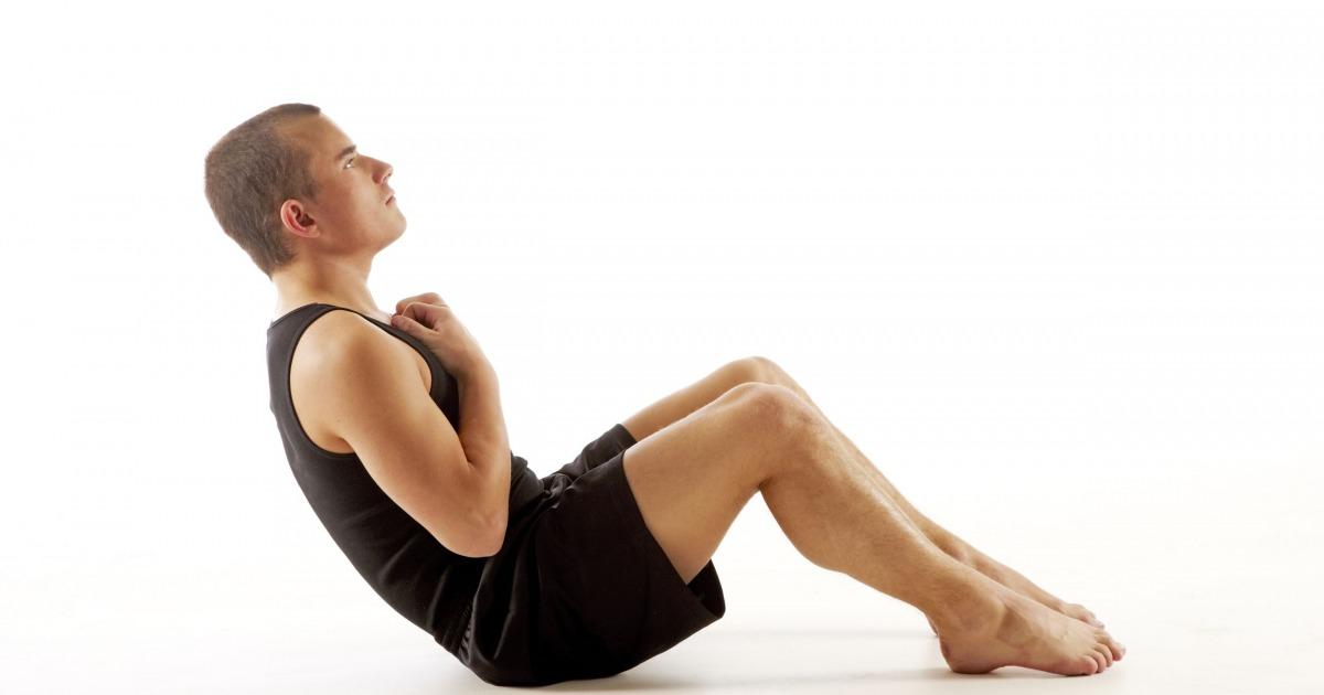 Schnell zum perfekten Sixpack: 7 Bauchmuskelübungen für zu