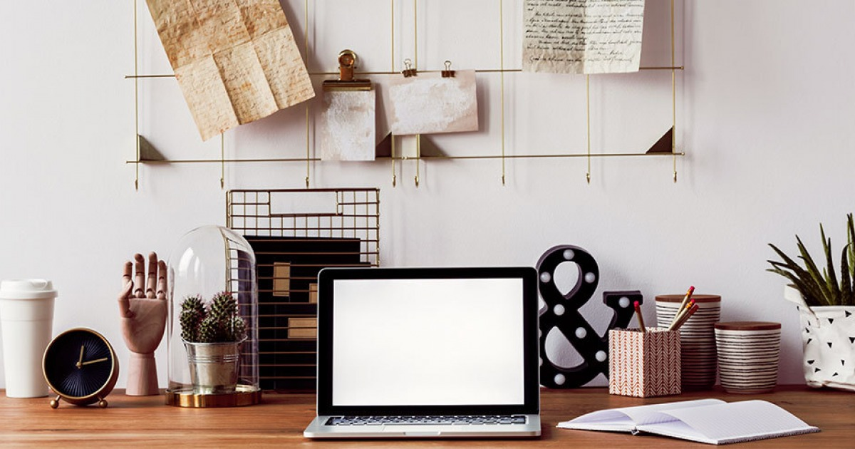 Buro Dekorieren 5 Ideen Fur Mehr Produktivitat Weekend