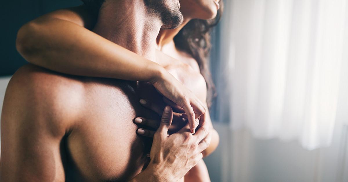 muskeln angespannt beim sex