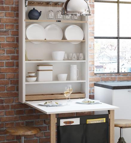 Bringen Sie Ordnung in die Küche mit den Gewürzen Mini