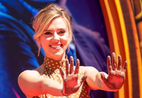 Scarlett Johansson Karriere