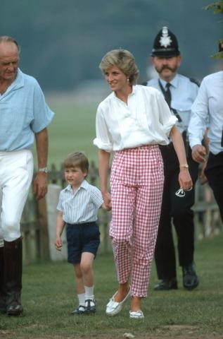 Prinzessin Diana Wimbledon
