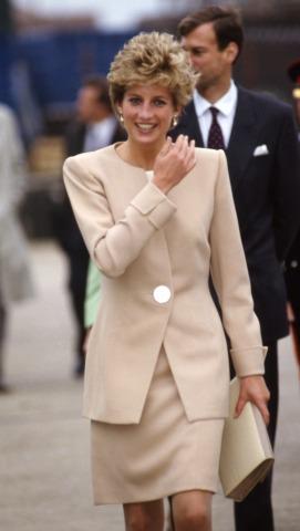 Lady Diana Stil