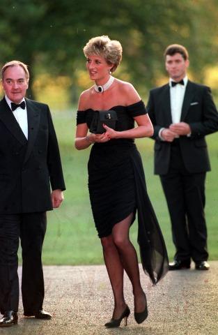 Lady Diana Revenge Dress