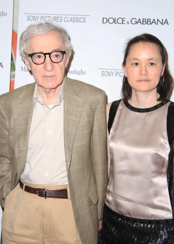 Woody Allen und Soon Yi Previn   Credit: viennareport.at