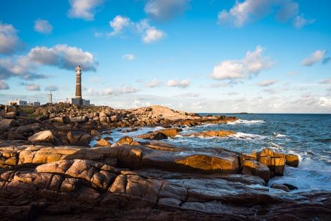 Leuchtturm von Cabo Polonio