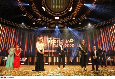 Sporthilfe Gala 2020