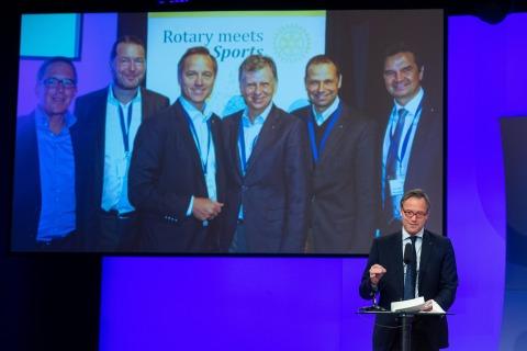 Rotary-Organisationskomitee