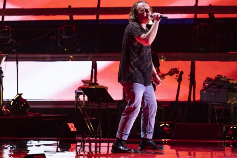 Jan-Luca bei The Voice