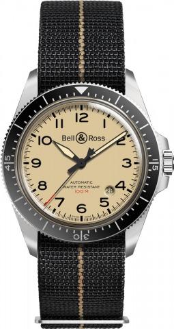 Uhr von Bell & Ross im Military Style