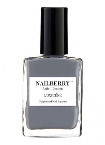 Flanellgrauer Lack von Nailberry