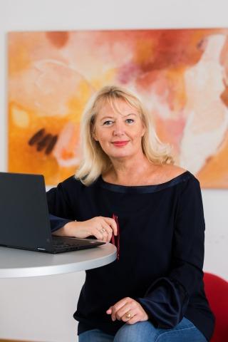 BFC-Geschäftsführerin Daniela Stein | Credit: Helmuth Weichselbraun
