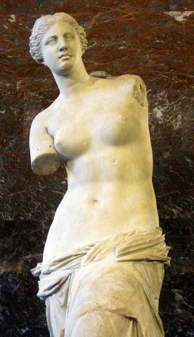 Skulptur Venus von Milo
