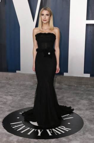 92. Academy Awards Emma Roberts | Credit: DANNY MOLOSHOK/REUTERS/picturedesk.com
