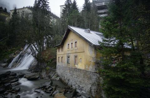 Alte Mühle | Credit: urbex_photography_roli