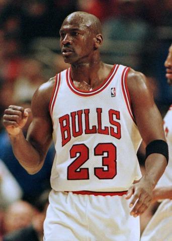 Michael Jordan Milliardär