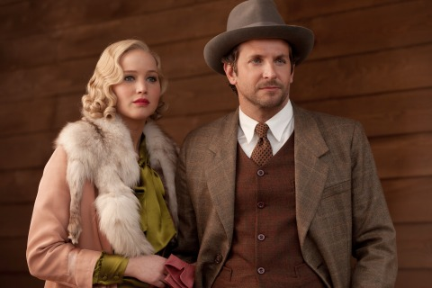 SERENA Film Jennifer Lawrence, Bradley Cooper