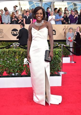 Viola Davis 23rd Annual Screen Actors Guild Award