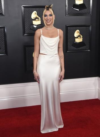 Dua Lipa 62. Grammy Awards