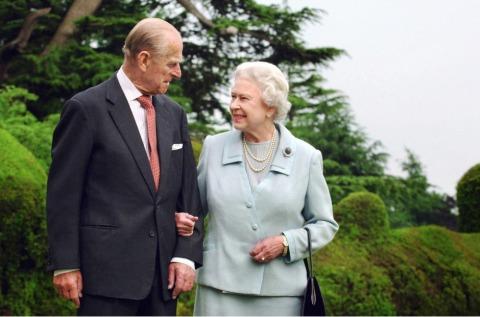 Prinz Philip und Königin Elisabeth II. blicken auf ein bewegtes Leben zurück | Credit: Fiona Hanson/PA/picturedesk.com
