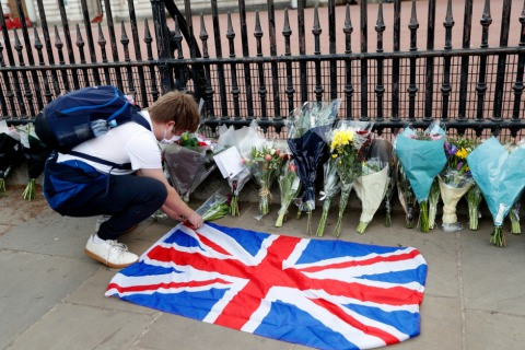 Letzte Ehre für Prinz Philip | Credit:  Alastair Grant / AP / picturedesk.com