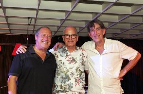 Rolf Holub, Heinz Köchl, Gert Prix - Three Tight