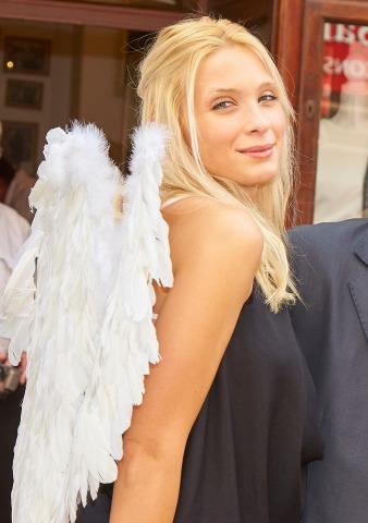 Philippa Strache mit 23 Jahren