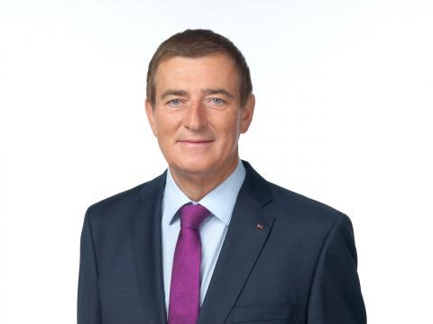 Porträt des AK-Präsidenten Günther Goach