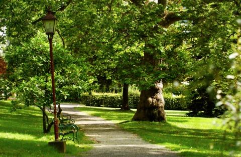 Kurpark in Bad Gleichenberg | Credit: Emmaquelle