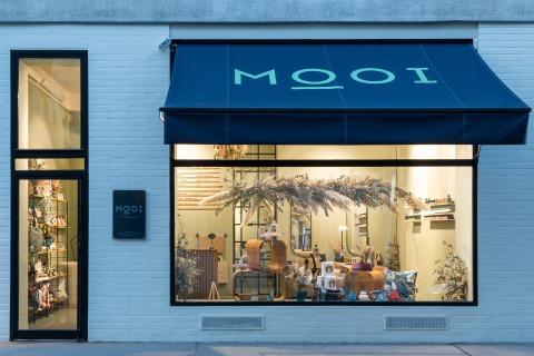 Fassade des Mooi Beauty & Concept Store