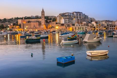 Romatische Idylle herrscht im Sommer in Malta | Credit: Visit Malta