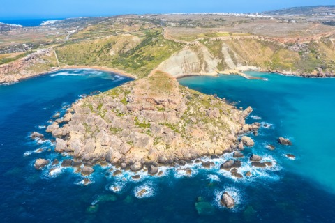 Die Strände und Buchten Maltas zählen zu den schönsten der Welt | Credit: Visit Malta