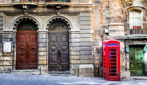 Valetta ist Teil des UNESCO Weltkulturerbes | Credit: Visit Malta