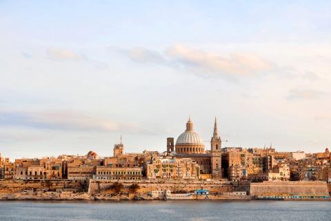 Valetta im Winter   Credit: Visit Malta