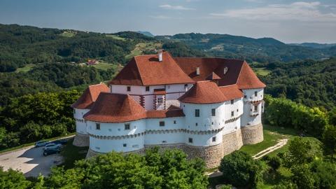 Die Burg Veliki Tabor | Credit: Julien Duval