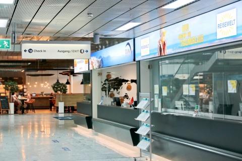 Shopping-Bereich am Linz Airport | Credit: Linz Airport
