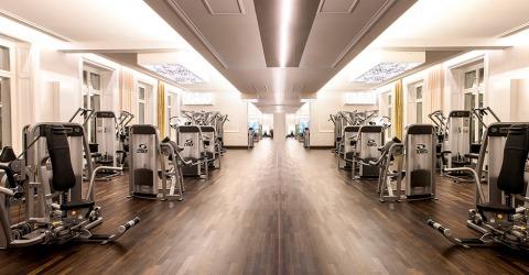 Innenansicht des Fitnessstudios von John Harris am Wiener Schillerplatz | Credit: John Harris Fitness