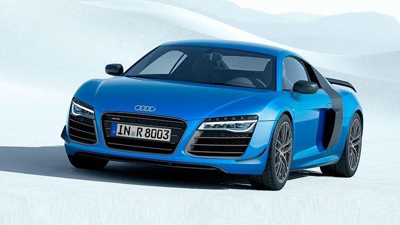 Audi R8 Gewinnen