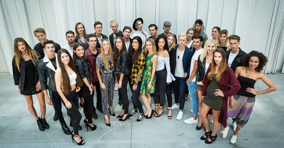 Austria Next Topmodel Jury