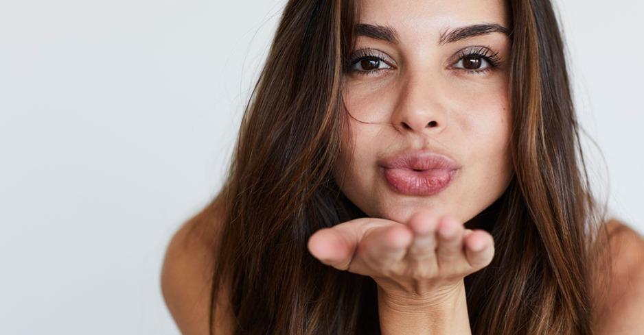 Fakten übers Küssen