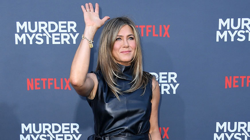 Jennifer Aniston 3 Coole Fashion Tricks Fur Frauen Ab 50 Weekend At