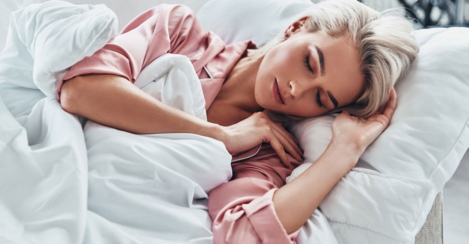 Empfohlene Schlafdauer