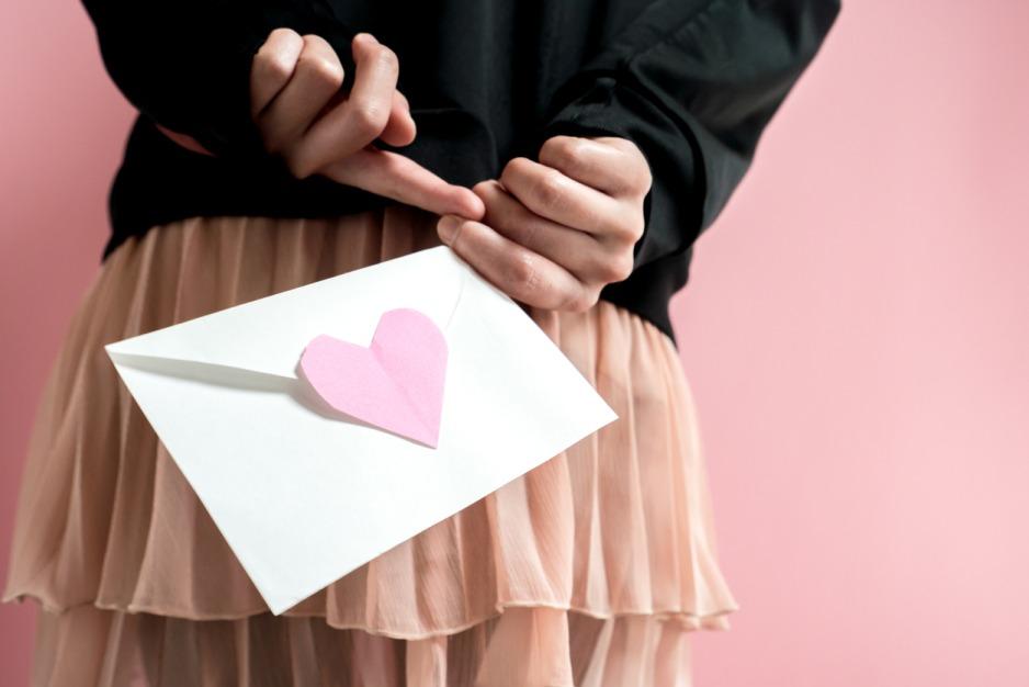 Streit nach an liebesbrief freund Abschiedsbrief an