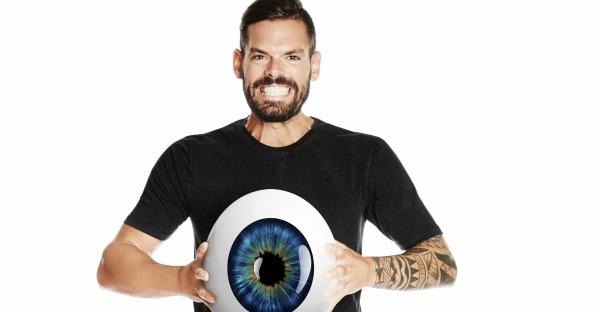 Wels: Daniel Köllerer bei Promi Big Brother