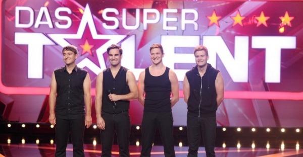 Supertalent: OÖ-Jongleure begeistern Dieter Bohlen