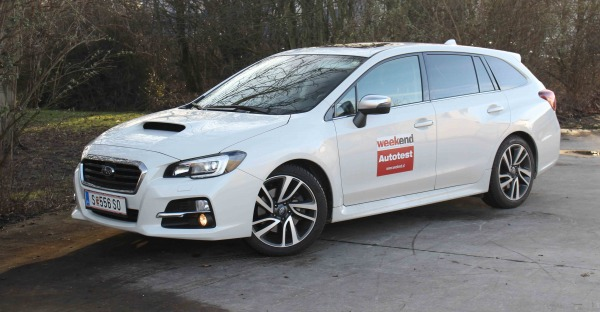 Subaru Levorg GT-S im Test: Der Juhu Subaru