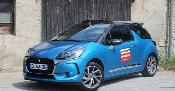 Testfahrt: Neues DS3 Cabrio